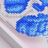 Sticker t-105 van het Kristal van de Kinderen DIY van de Kunst van de Muur van de Decoratie van het Huis van de fabriek Directe In het groot