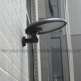 Éclairage LED solaire en dehors de lumière de mur de détecteur solaire de mouvement