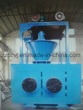 高圧のLYQの石炭球の出版物機械