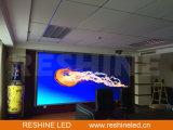 Het kleine LEIDENE van de Hoge Resolutie HD van de Hoogte P1.6 P1.9 Scherm van de Vertoning/Comité/Teken/Videowall