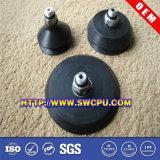 Coupe d'aspiration sous vide en PVC / PU / Silicone (SWCPU-P-SC055)