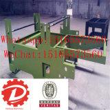 Maquinaria del compositor de la madera contrachapada de la máquina de la chapa automática de la base de los pies que empalma 3*6-4*8