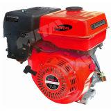 モーターエンジン部分、ガスエンジン