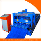 Roulis de tuile de feuille de toit en métal de fournisseur de Dx Chine formant la machine