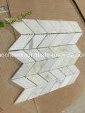 Mosaico di marmo bianco decorativo 2015 della chiesa di prezzi di fabbrica