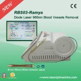 Veins wirkungsvolles Armkreuz Rbs03 Behandlung-Dioden-Laser 980nm