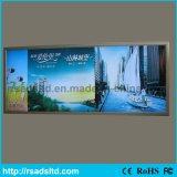 防水アルミニウムファブリックLEDフレームのライトボックス