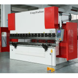 El CNC presiona el freno con el sistema de control de Da66t