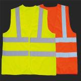 Chaqueta de alta visibilidad reflectante de Trabajo safetly chaleco de seguridad EN471 / Ropa de trabajo malla de seguridad chaleco de seguridad vial Equipo de Protección Chaleco