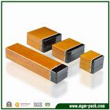 도매 두 배 래커 색깔 보석 나무 상자