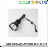 5W 220-280lm nachladbare LED Aluminium-Taschenlampe der Leistungs-