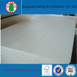 buena calidad de 1220X2440m m de la madera contrachapada china del anuncio publicitario del grado de los muebles