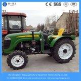 4WD 40/48 / 55HP Granja agrícola del jardín / mini agricultura / césped / compacto / tractor del neumático del arroz
