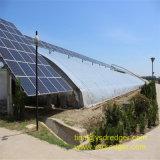 Gemüsegewächshaus mit Temperaturregler-System