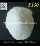 高い純度の白の鋼玉石