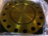 Flange cega do RF da tubulação de aço de carbono de ASTM A105