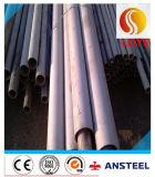 Espesor inoxidable 9m m del tubo de acero Ss304