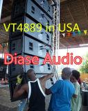 Vt4889 ligne alignement et Vt4880 sous-marin, PRO acoustique, ligne système d'alignement, gestionnaires de néodyme