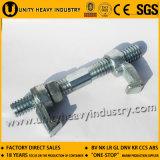 ISOの1161年の容器の角の鋳造かすみ金具または容器の予備品、Ziqiの容器