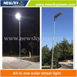 LED integrado todo en uno LED Farola Solar