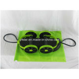 Doble Ab Power Roller fitness ejercicios abdominales Equipo Ab Wheel