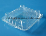 クラムシェルのまめのプラスチックブルーベリーの包装ボックス125グラム