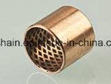 Alloy Material Cusn8p에서 감싸인 Bronze Bearing (FB090)