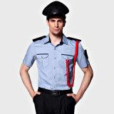 Платье втулки высокого качества короткое для формы охранника