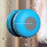 ハンズフリー吸引のコップが付いているBluetoothの防水小型スピーカー