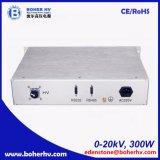 Alimentazione elettrica ad alta tensione della cremagliera del laboratorio 1U 300W LAS-230VAC-P300-20K-2U
