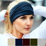 Band van de katoenen Sjaal van de Rek de Twee doelen dienende en van de Yoga van Hoofdbanden