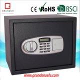 Сейф электроники с индикацией LCD для стали офиса (G-30EL) твердой