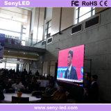 Video schermo di visualizzazione locativo del comitato LED del segno P4.81 (alluminio fuso sotto pressione)