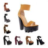 새로운 디자인 하이 힐 숙녀 Summer Sandals (S06)