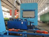 産業ベルト・コンベヤーシステムは、セリウムISOの証明書が付いている機械を作るゴム・ベルトのコンベヤーのまわりを回る