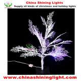 54のLEDの白いカエデの葉白く青いカラーセリウムGS BS SAAの標準木ライト