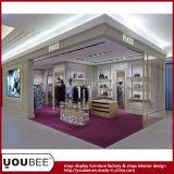 O dispositivo elétrico da loja da forma, armazena a decoração interior, encaixes da loja de varejo