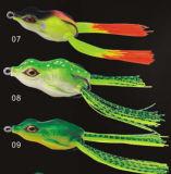 Migliore richiamo morbido della rana di richiamo dei pesci del nero di richiamo della rana