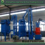 Il legno di combustibile della biomassa di alta efficienza appallottola la riga pianta poco costosa della pallina della segatura del combustibile biologico di prezzi
