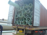 Pipes de pression de FRP (pipe de pression de GRP)