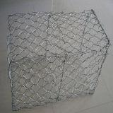 Плетение корзины Gabion коробки Gabion шестиугольное