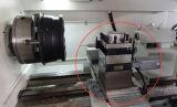 큰 크기 Ck6197W 합금 바퀴 변죽 다이아몬드 절단 수선 CNC 선반 기계
