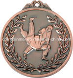 7cm Football Match Medal