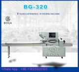Productos plásticos Bg-320d de alimentos de la máquina seca del envasado