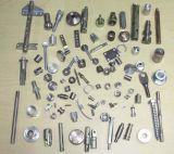 Части CNC подвергая механической обработке с материалом стали, алюминия, латуни