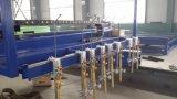 Máquina de corte por chama de plasma e chama CNC de tipo pórtico