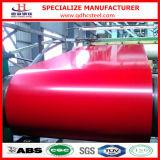 A cor de China revestida galvanizou a bobina de aço de PPGI