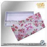Professioneller kundenspezifischer Papierschuh-Kasten des heißen Verkaufs-2015
