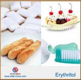 Volume natural puro do Erythritol do pó de 100% usado na desnatadeira