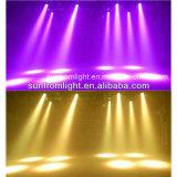 iluminación RGBW 4 de la etapa 36X15W en 1 con colada principal móvil del zoom LED